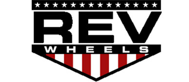 rev wheels Logo